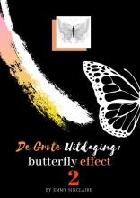 Emmy Sinclaire , Volwassenen kleurboek De Grote Uitdaging : Butterfly Effect 2
