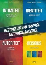 Antoni van Dijk Jan Pool, Drieluik-pakket van Jan Pool met gratis Reisgids!