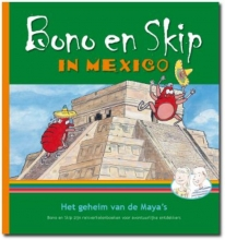 Evelien  Eefting, Herman van Dompseler Bono en Skip in Mexico