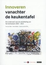Dorine  Bakker, Myrthe van den Blink, Frans de Vijlder Innoveren vanachter de keukentafel