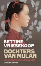 Bettine  Vriesekoop Dochters van Mulan