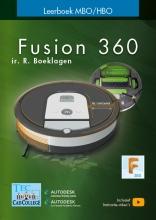 Ronald Boeklagen , Fusion 360 mbo/hbo Leerboek