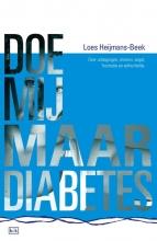Loes Heijmans-Beek , Doe mij maar diabetes