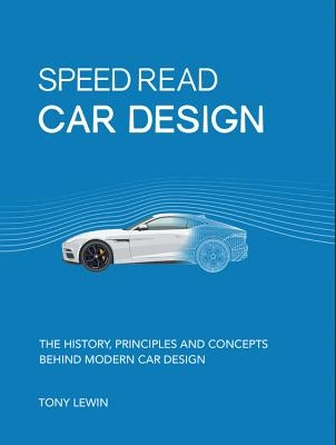 Tony Lewin,Speed Read Car Design