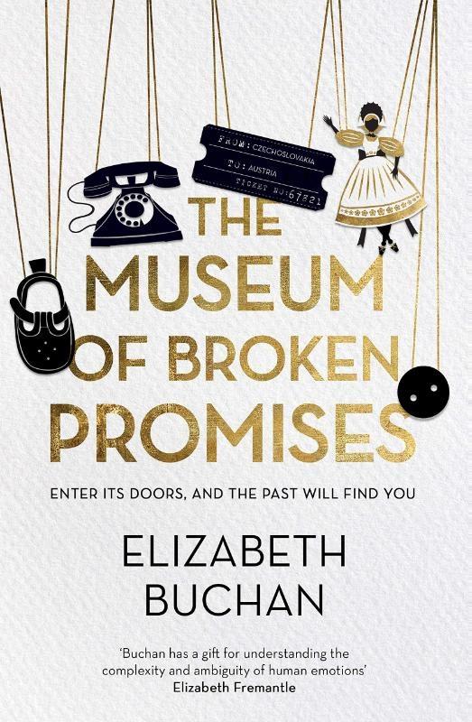 Buchan, Elizabeth,The Museum of Broken Promises