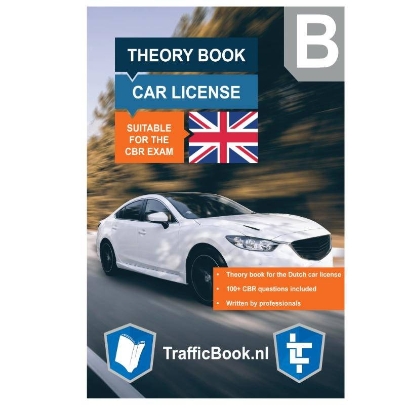 ,English Car Theory Book 2019 - Auto Theorieboek Engels 2019 - Dutch driving license - Learning to drive