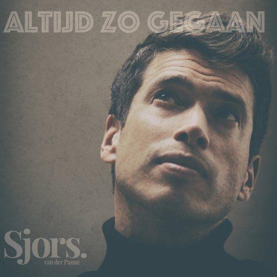 ,Sjors van der Panne -Altijd zo gegaan (CD)