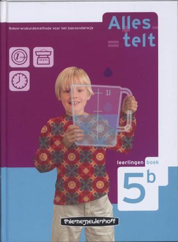 ,Alles telt-2e dr Leerlingenboek 5B