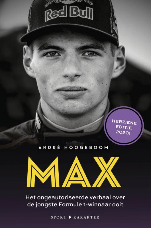André Hoogeboom,MAX