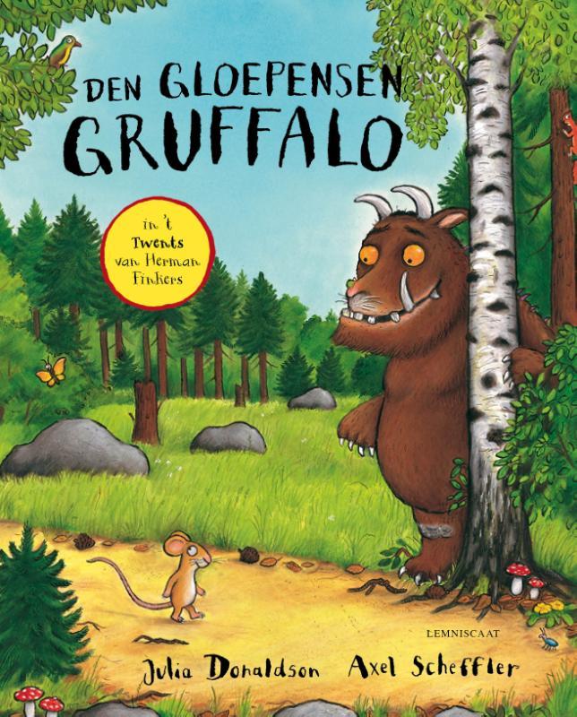 Julia Donaldson,De Gruffalo in het Twents van Herman Finkers