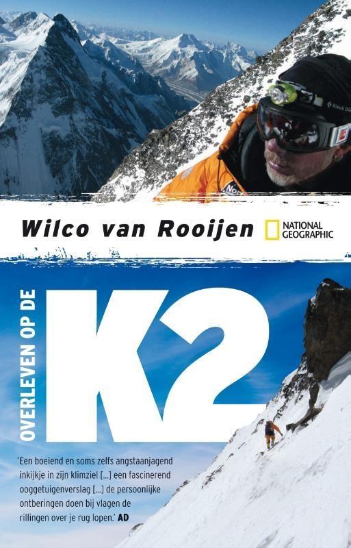 Wilco van Rooijen,Overleven op de K2