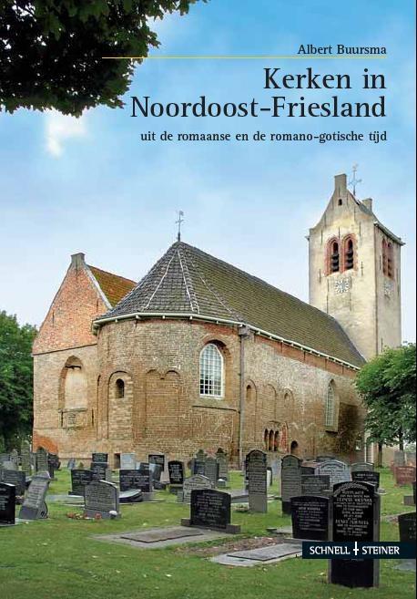 Albert Buursma, Auke Boer de,Kerken in Noordoost-Friesland