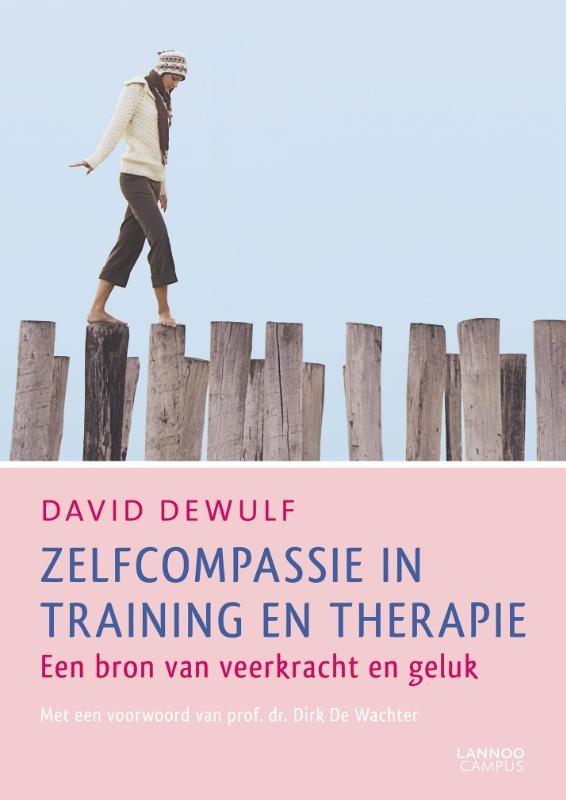David Dewulf,Zelfcompassie in training en therapie