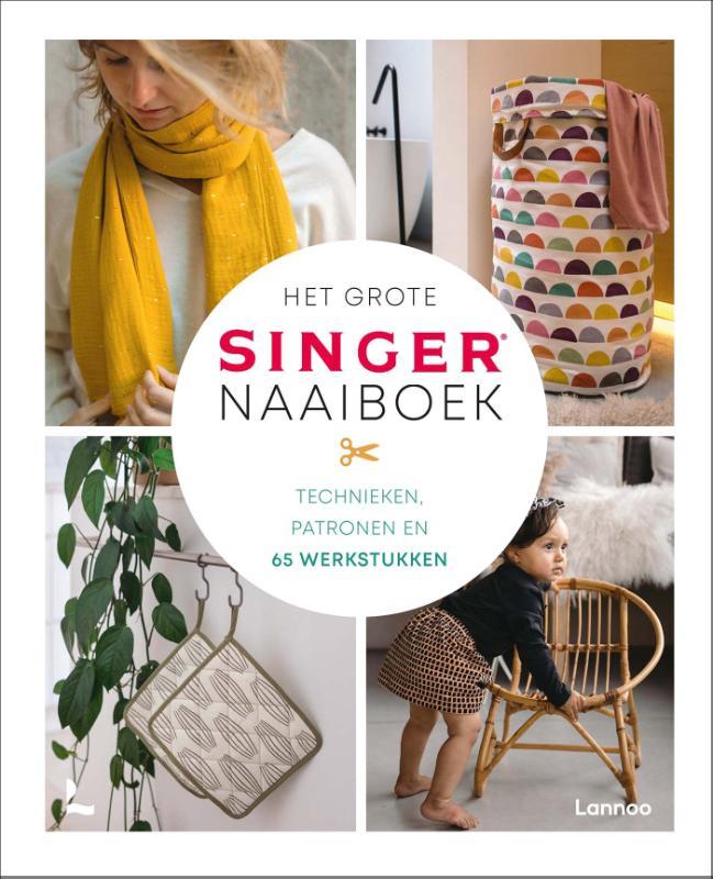 SINGER®, Fran Vanseveren,Het Grote Singer Naaiboek