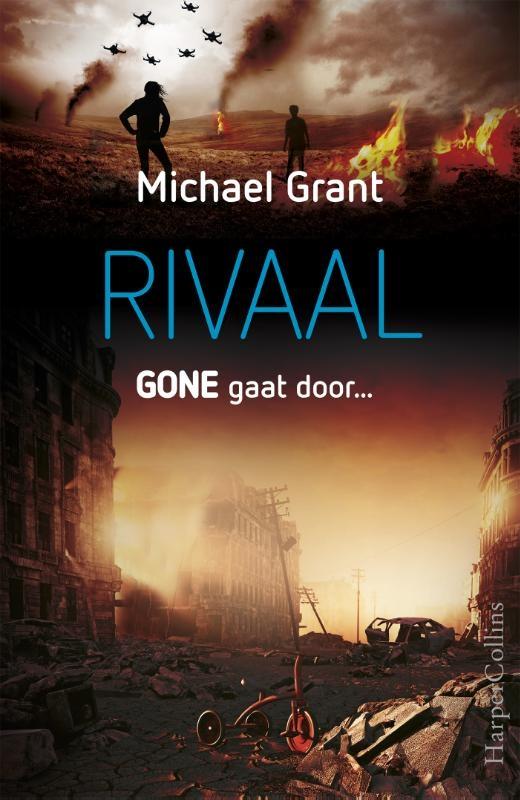 Michael Grant,Rivaal