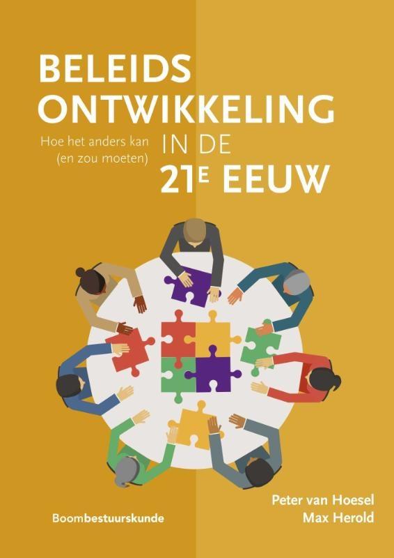 Peter van Hoesel, Max Herold,Beleidsontwikkeling in de 21e eeuw