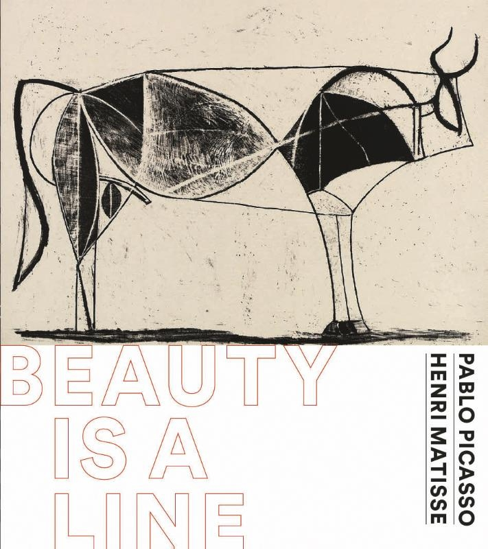 Josien Beltman, Alexander Gaude,Pablo Picasso &Henri Matisse-Beauty is a line