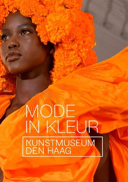 Madelief Hohé,Kunstkaartenboek Mode in kleur