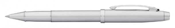 ,Rollerpen Sheaffer 100 brushed chroom/nikkel