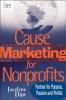 Daw, Jocelyne,Cause Marketing for Nonprofits