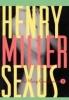 Miller, Henry,Sexus
