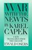 Capek, Karel,War With the Newts