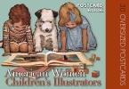 American Women Childrens Illustrators Postcard Book,30 Oversized Postcards