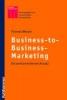 Werani, Thomas,Business-to-Business-Marketing