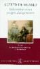 Musset, Alfred de,Bekenntnisse eines jungen Zeitgenossen