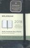 ,Moleskine 12 month planner - weekly - pocket - black - hard cover