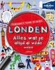 <b>Lonely planet verboden voor ouders - Londen</b>,