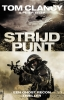 <b>Tom  Clancy, Peter  Telep</b>,Strijdpunt (POD)