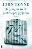 John  Boyne,De jongen in de gestreepte pyjama