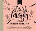 ,Creatief werkschrift - Brushlettering en moderne kalligrafie