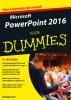 <b>Doug  Lowe</b>,Microsoft Powerpoint 2016 voor Dummies