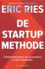 <b>Eric  Ries</b>,De startup-methode