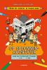 <b>Andrew  Judge, Chris  Judge</b>,Teken en schrijf je eigen boek - Op spionnenavontuur