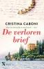 Cristina  Caboni ,De verloren brief