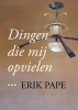 <b>Erik  Pape</b>,Dingen die mij opvielen