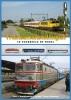 Jeroen  Homburg ,Treinsamenstellingen in voorbeeld en model: Nachttreinen in Europa