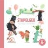 Tewa  Muller Floor  Tinga,Sesam-kinderboeken Stapelgek superdiverse kinderboeken