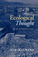 Hayward, Tim Ecological Thought