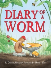 Cronin, Doreen Diary of a Worm