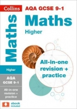 Collins GCSE AQA GCSE 9-1 Maths Higher All-in-One Revision and Practice