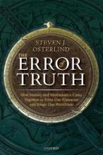 Steven J. (Emeritus Professor, Emeritus Professor, University of Missouri) Osterlind The Error of Truth