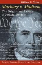 Nelson, William E. Marbury V. Madison