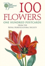 Rhs 100 Flowers One Hundred Postcards from the Rhs