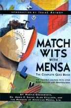 Grosswirth, Marvin Match Wits with Mensa