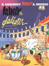 Goscinny, Rene Asterix the Gladiator