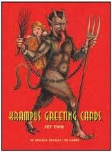 Beauchamp, Monte Krampus Greeting Cards #2